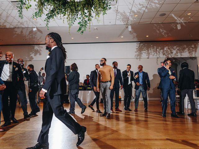 Theo and Amaya's Wedding in Charlotte, North Carolina 412