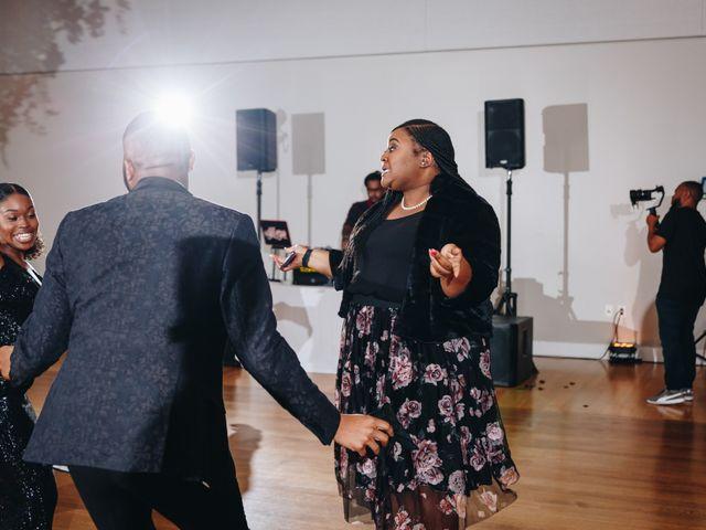 Theo and Amaya's Wedding in Charlotte, North Carolina 413