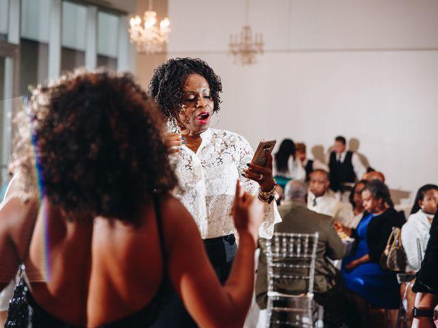Theo and Amaya's Wedding in Charlotte, North Carolina 415