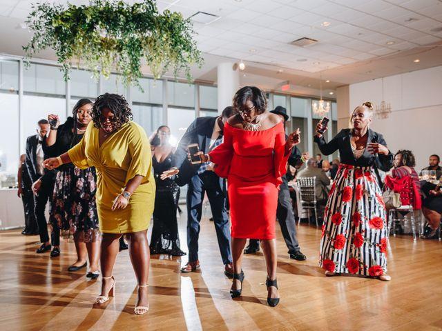 Theo and Amaya's Wedding in Charlotte, North Carolina 418
