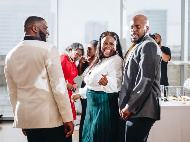 Theo and Amaya's Wedding in Charlotte, North Carolina 419