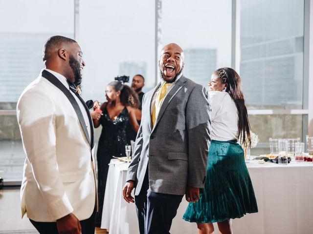 Theo and Amaya's Wedding in Charlotte, North Carolina 420