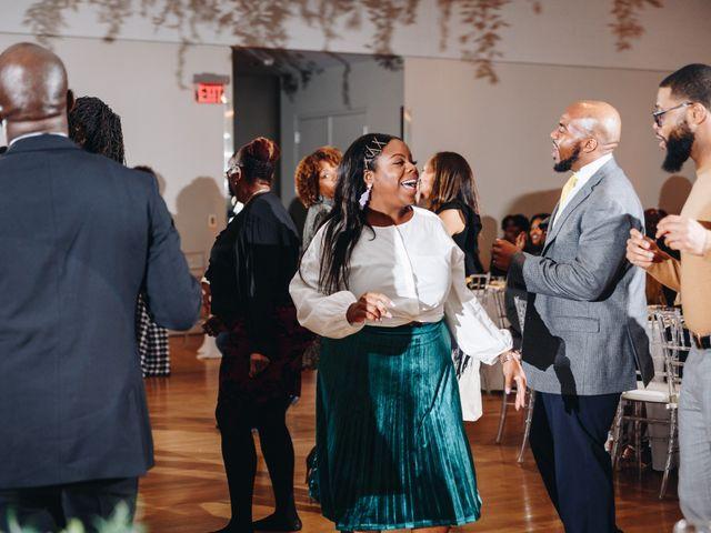 Theo and Amaya's Wedding in Charlotte, North Carolina 421