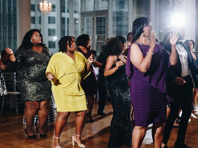 Theo and Amaya's Wedding in Charlotte, North Carolina 427