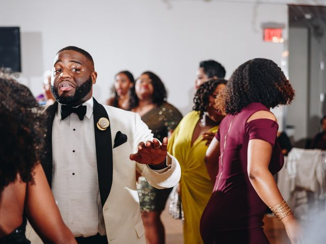 Theo and Amaya's Wedding in Charlotte, North Carolina 440