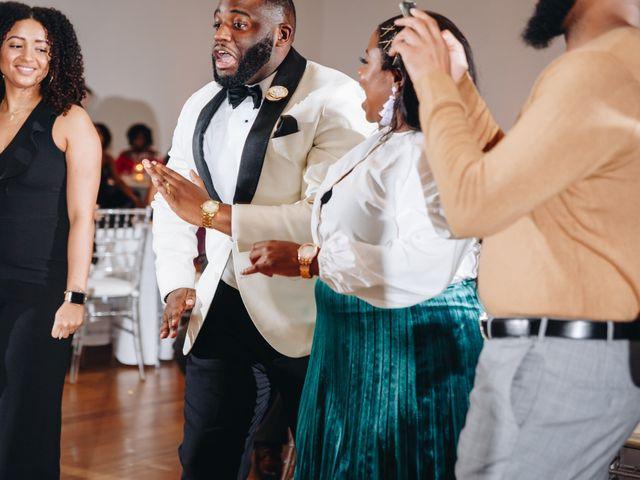 Theo and Amaya's Wedding in Charlotte, North Carolina 442