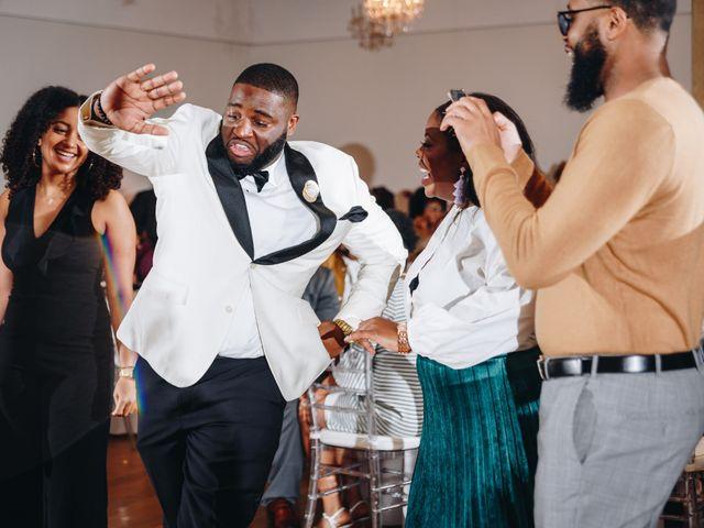 Theo and Amaya's Wedding in Charlotte, North Carolina 443