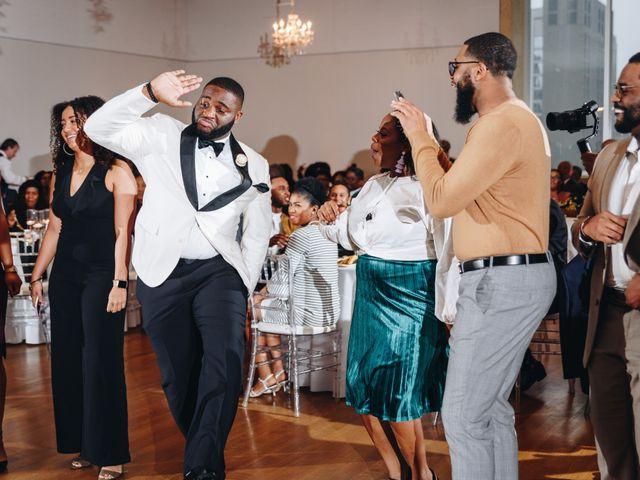 Theo and Amaya's Wedding in Charlotte, North Carolina 444
