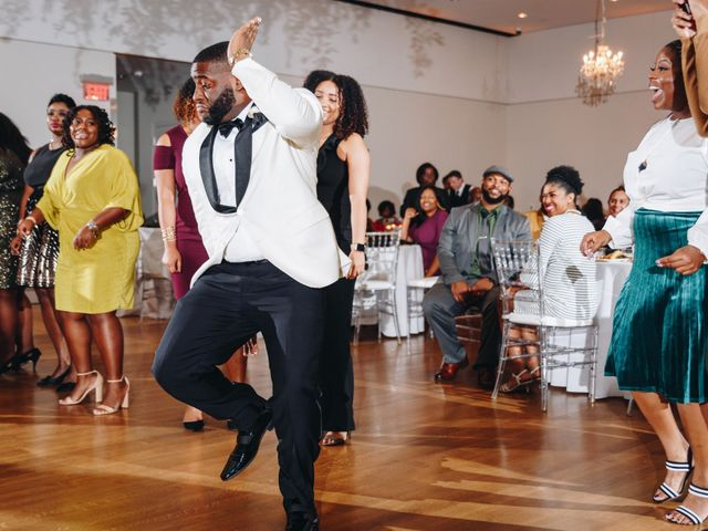 Theo and Amaya's Wedding in Charlotte, North Carolina 445