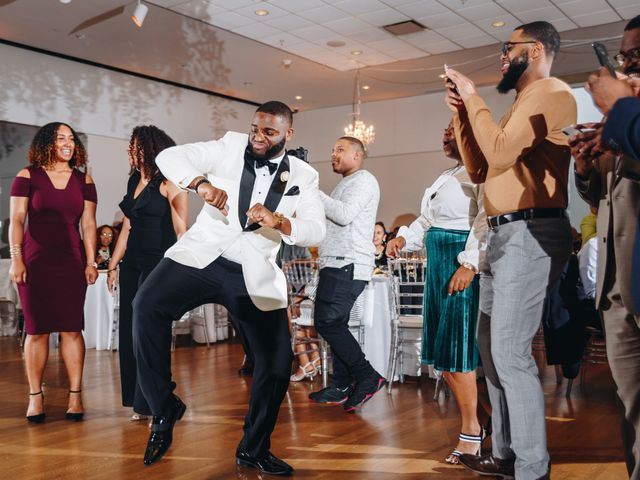 Theo and Amaya's Wedding in Charlotte, North Carolina 446