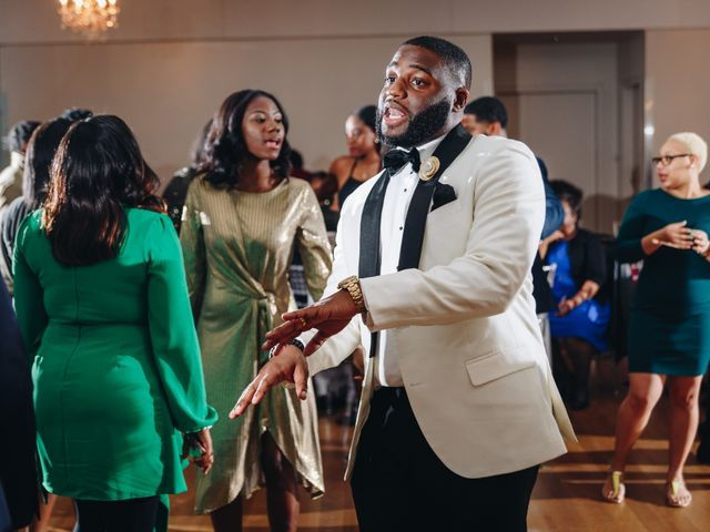 Theo and Amaya's Wedding in Charlotte, North Carolina 455