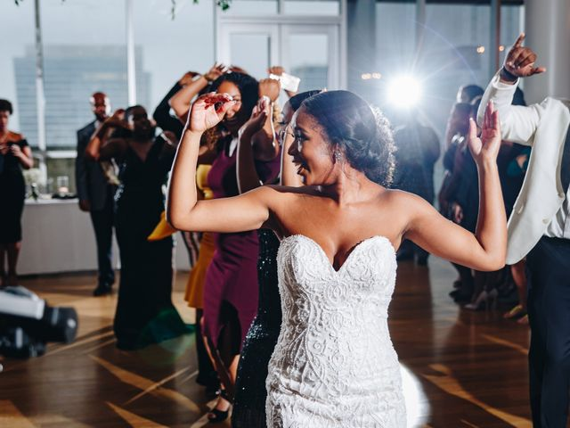 Theo and Amaya's Wedding in Charlotte, North Carolina 456