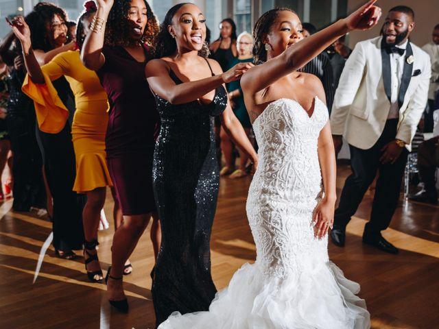 Theo and Amaya's Wedding in Charlotte, North Carolina 458