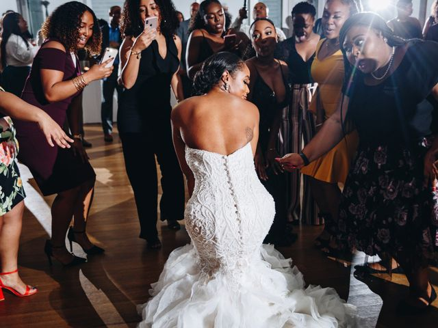 Theo and Amaya's Wedding in Charlotte, North Carolina 459