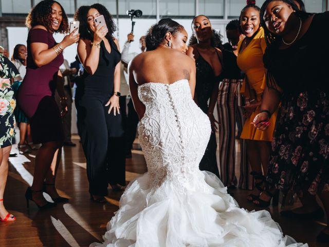 Theo and Amaya's Wedding in Charlotte, North Carolina 460