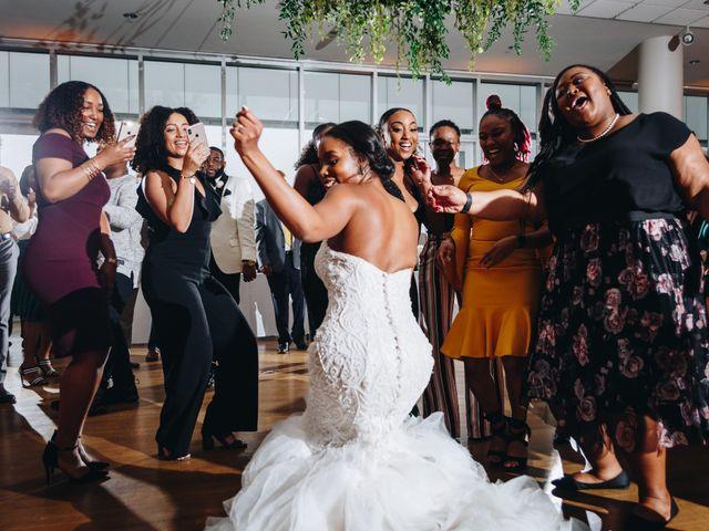 Theo and Amaya's Wedding in Charlotte, North Carolina 461