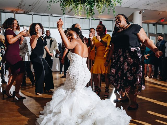 Theo and Amaya's Wedding in Charlotte, North Carolina 462