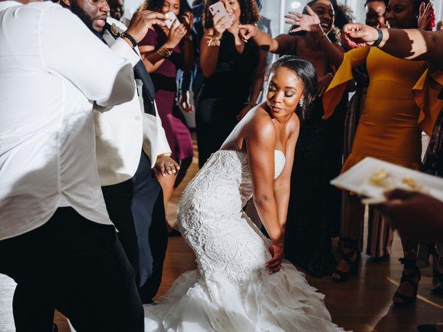 Theo and Amaya's Wedding in Charlotte, North Carolina 463