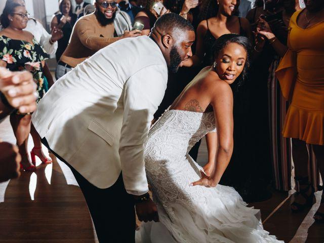 Theo and Amaya's Wedding in Charlotte, North Carolina 464