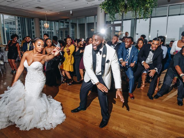 Theo and Amaya's Wedding in Charlotte, North Carolina 473