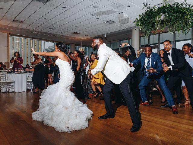 Theo and Amaya's Wedding in Charlotte, North Carolina 474