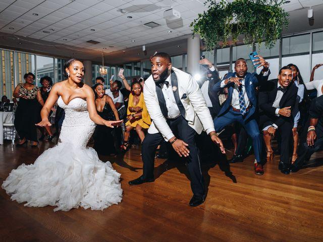 Theo and Amaya's Wedding in Charlotte, North Carolina 475