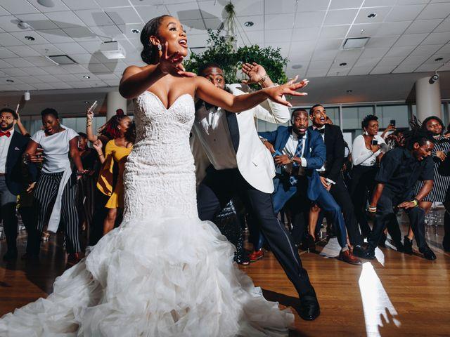 Theo and Amaya's Wedding in Charlotte, North Carolina 477