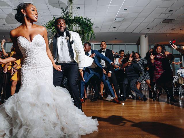 Theo and Amaya's Wedding in Charlotte, North Carolina 478
