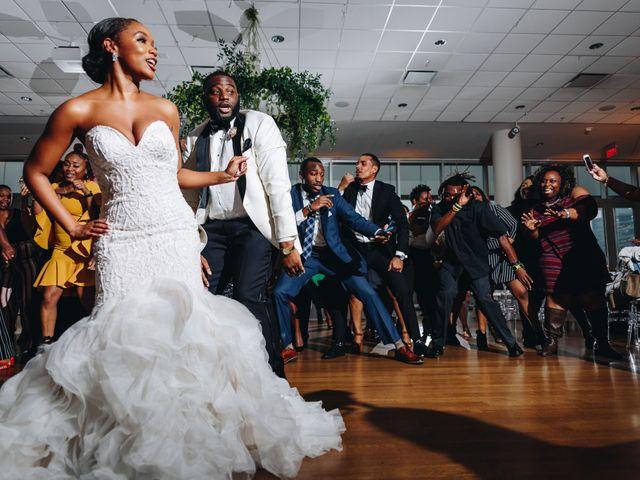 Theo and Amaya's Wedding in Charlotte, North Carolina 479