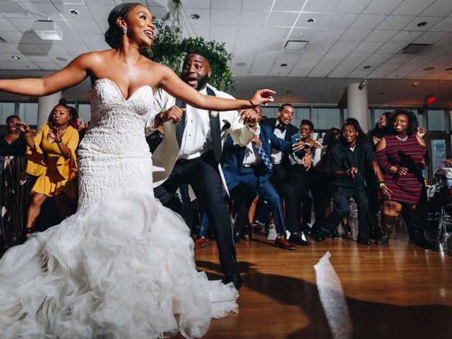 Theo and Amaya's Wedding in Charlotte, North Carolina 2