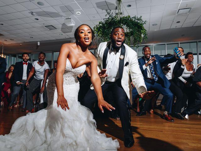 Theo and Amaya's Wedding in Charlotte, North Carolina 480