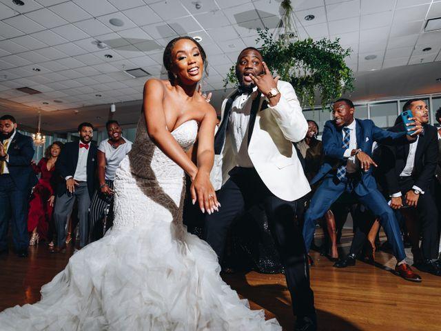 Theo and Amaya's Wedding in Charlotte, North Carolina 481