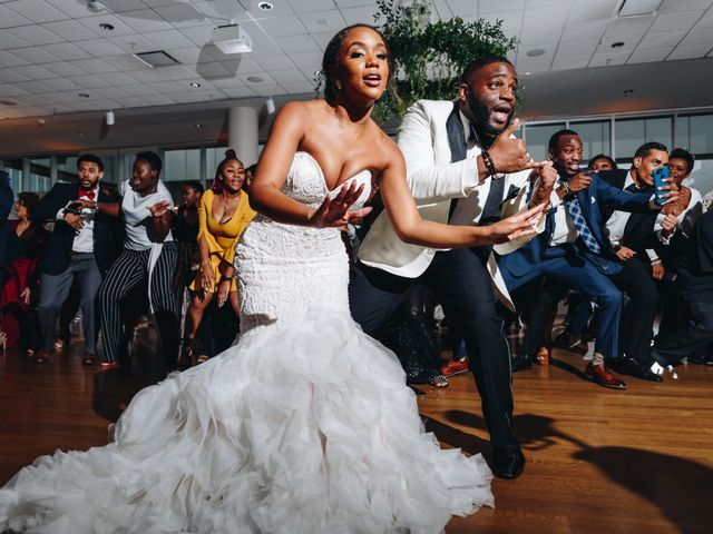 Theo and Amaya's Wedding in Charlotte, North Carolina 482