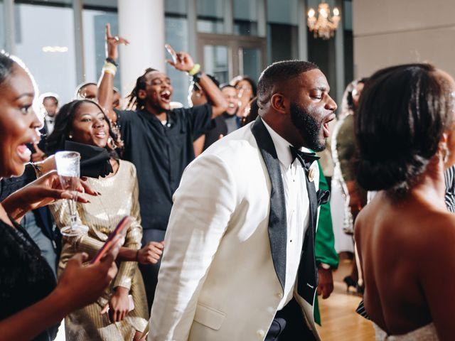 Theo and Amaya's Wedding in Charlotte, North Carolina 483