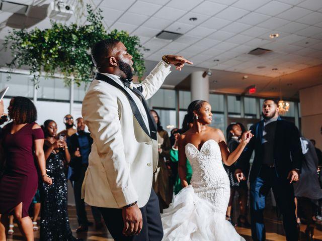 Theo and Amaya's Wedding in Charlotte, North Carolina 485