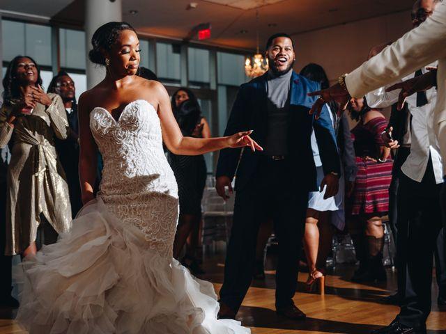 Theo and Amaya's Wedding in Charlotte, North Carolina 486