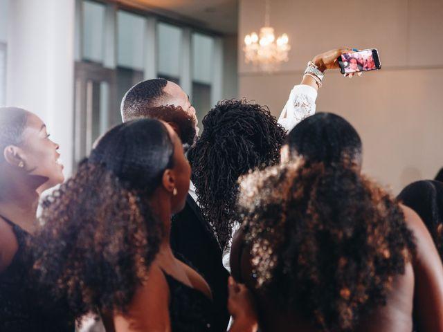 Theo and Amaya's Wedding in Charlotte, North Carolina 490