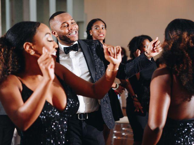 Theo and Amaya's Wedding in Charlotte, North Carolina 492