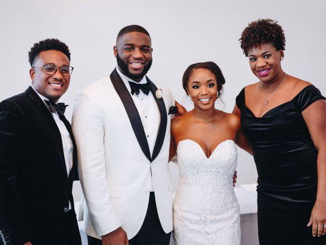 Theo and Amaya's Wedding in Charlotte, North Carolina 493