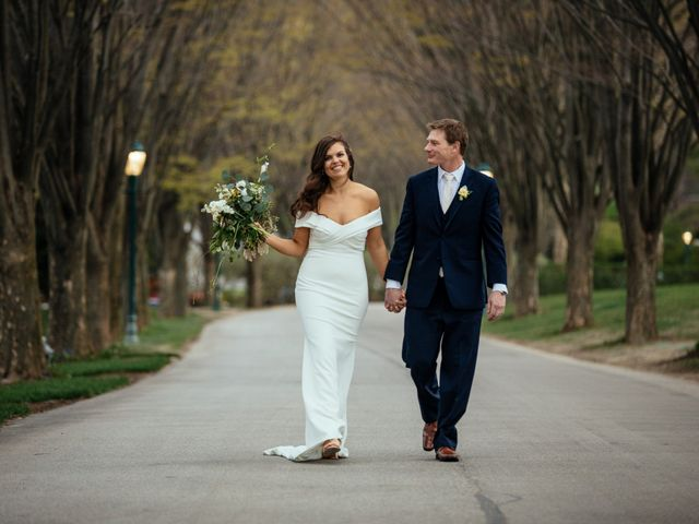 The wedding of Whitney  and Zach