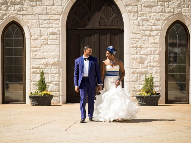 The wedding of Gabrielle and Jeremy