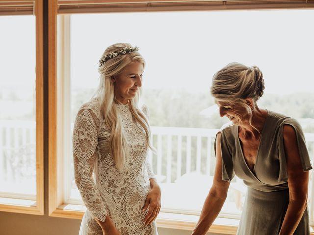 Rheana and Carter's Wedding in Echo, Oregon 11