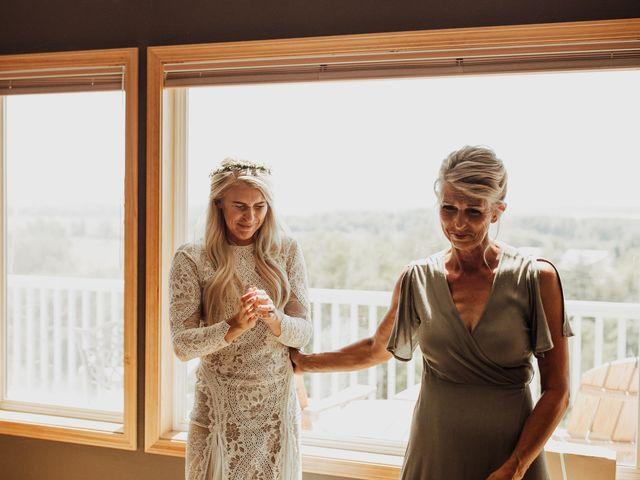 Rheana and Carter's Wedding in Echo, Oregon 13
