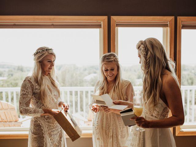 Rheana and Carter's Wedding in Echo, Oregon 14