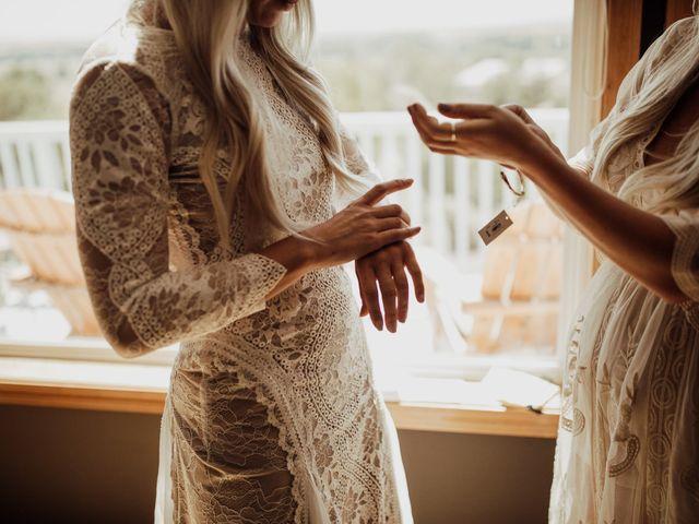 Rheana and Carter's Wedding in Echo, Oregon 15