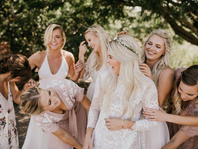 Rheana and Carter's Wedding in Echo, Oregon 20