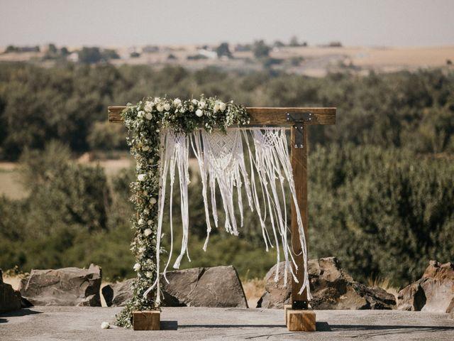Rheana and Carter's Wedding in Echo, Oregon 23