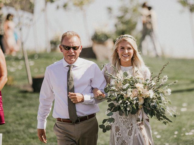 Rheana and Carter's Wedding in Echo, Oregon 29