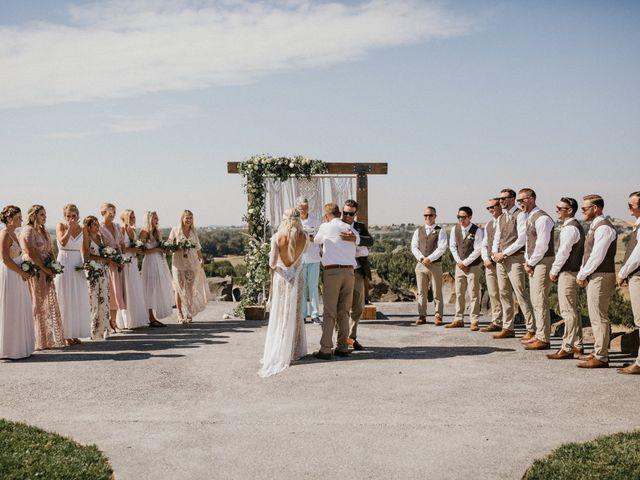 Rheana and Carter's Wedding in Echo, Oregon 31