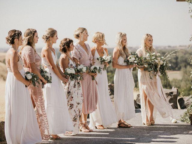 Rheana and Carter's Wedding in Echo, Oregon 33